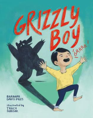 Grizzly Boy Cover Image