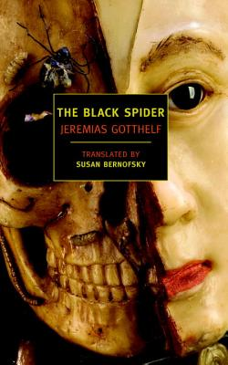 The Black Spider Cover