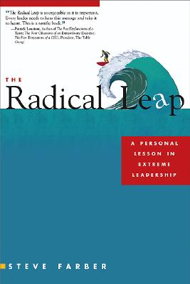 The Radical Leap Cover