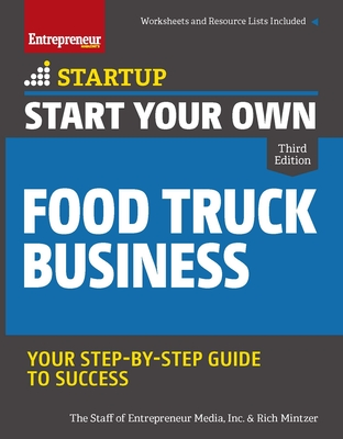 Start Your Own Food Truck Business (Startup) Cover Image