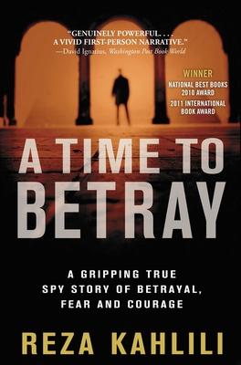 A Time to Betray Cover