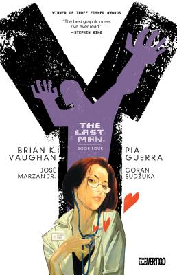 Y: The Last Man Book Four cover image