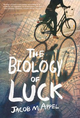 The Biology of Luck Cover
