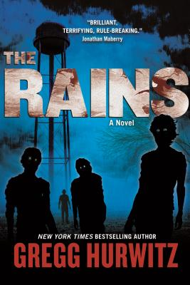 The Rains: A Novel (The Rains Brothers #1) Cover Image