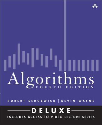 Cover for Algorithms, Fourth Edition (Deluxe)