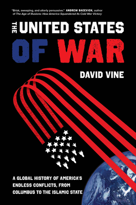 Cover for The United States of War