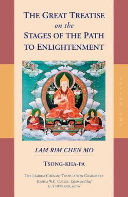 The Great Treatise on the Stages of the Path to Enlightenment (Volume 2) Cover Image