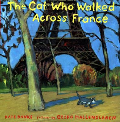 The Cat Who Walked Across France Cover
