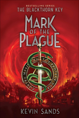 Mark of the Plague (Blackthorn Key #2) Cover Image