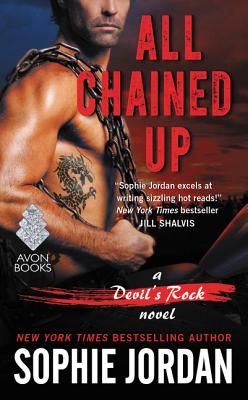 All Chained Up: A Devil's Rock Novel Cover Image
