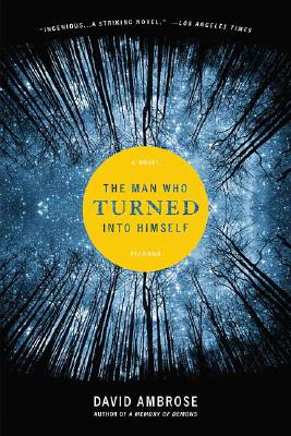 Cover for The Man Who Turned Into Himself
