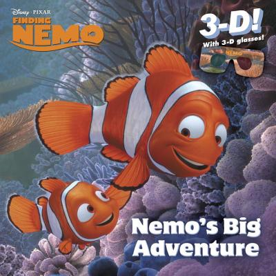 Nemo's Big Adventure [With 3-D Glasses] Cover Image