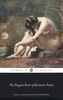 The Penguin Book of Romantic Poetry Cover Image