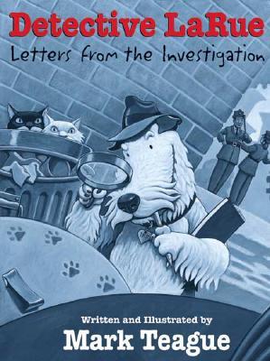 Detective LaRue Cover