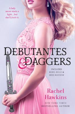 Debutantes & Daggers Cover Image