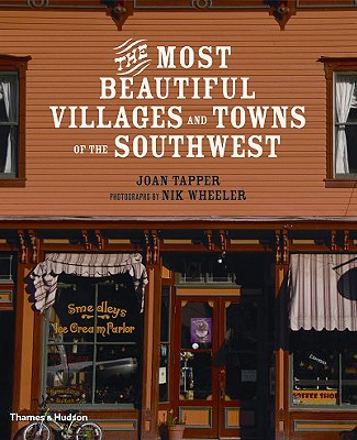 The Most Beautiful Villages and Towns of the Southwest Cover