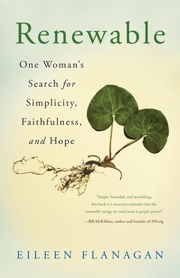 Renewable: One Woman's Search for Simplicity, Faithfulness, and Hope Cover Image