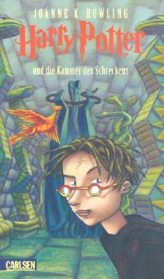 Harry Potter und die Kammer des Schreckens = Harry Potter and the Chamber of Secrets Cover Image