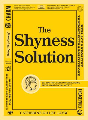 Cover for The Shyness Solution