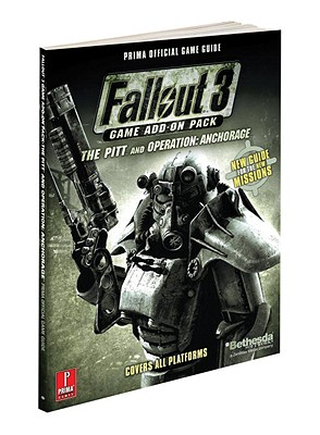 Fallout 3 Game Add-On Pack - The Pitt and Operation Cover