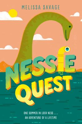 Nessie Quest Cover Image