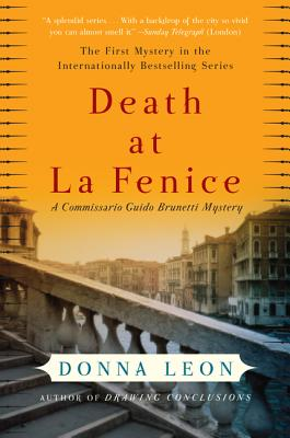 Death at La Fenice Cover Image