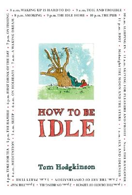 How to Be Idle Cover Image