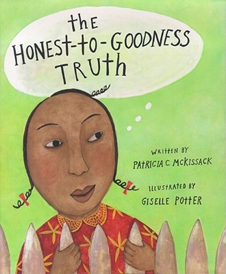 The Honest-To-Goodness Truth Cover