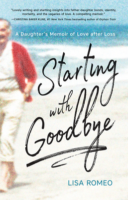 Cover for Starting with Goodbye