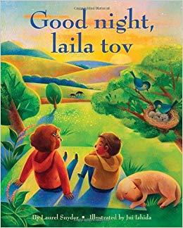 Good Night, Laila Tov Cover