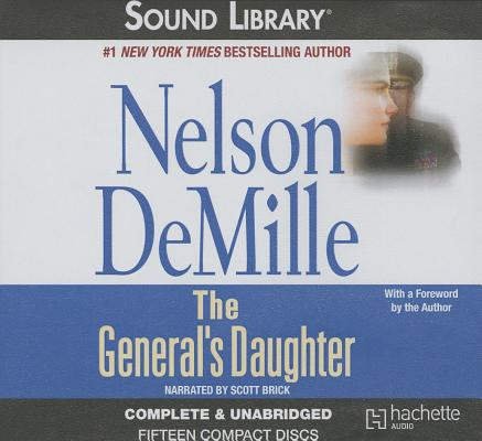 Cover for The General's Daughter Lib/E