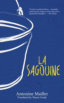 La Sagouine Cover Image