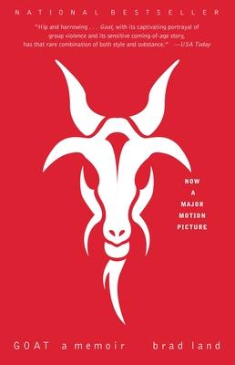 Goat: A Memoir Cover Image
