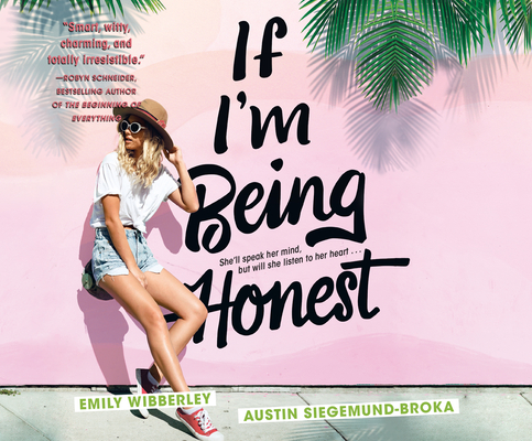 If I'm Being Honest Cover Image