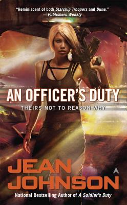 An Officer's Duty (Theirs Not to Reason Why #2) Cover Image