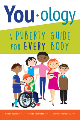 You-ology: A Puberty Guide for Every Body Cover Image