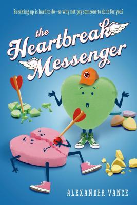 Cover for The Heartbreak Messenger