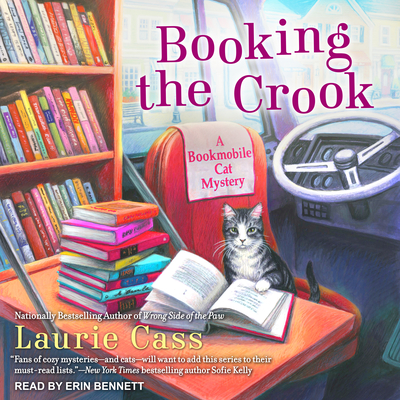 Booking the Crook (Bookmobile Cat Mystery #7) Cover Image