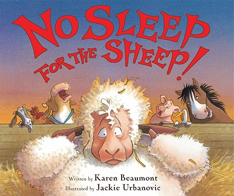 No Sleep for the Sheep! Cover