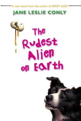 The Rudest Alien on Earth Cover