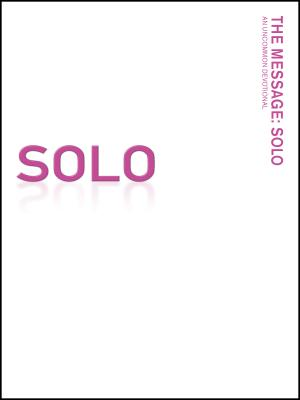 Message Remix: Solo-MS-Pink Breast Cancer Awareness: An Uncommon Devotional Cover Image