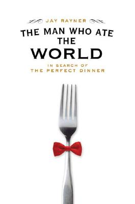 The Man Who Ate the World Cover