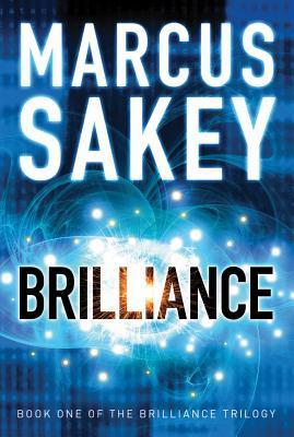 Brilliance (Brilliance Trilogy #1) Cover Image
