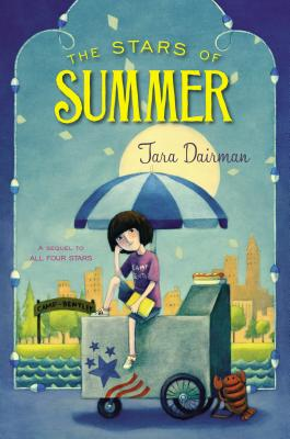 The Stars of Summer: An All Four Stars Book Cover Image