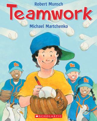 Teamwork (Robert Munsch) Cover Image