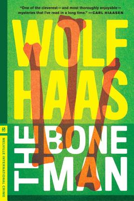 The Bone Man Cover