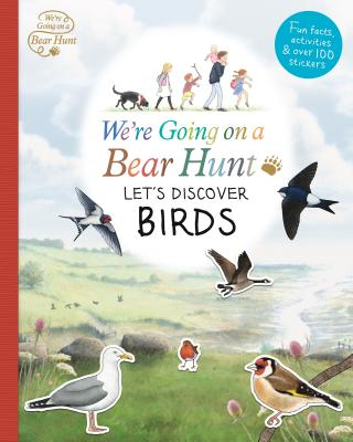 We're Going On a Bear Hunt: Let's Discover Birds Cover Image