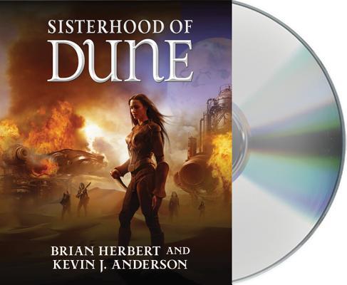 Sisterhood of Dune Cover Image