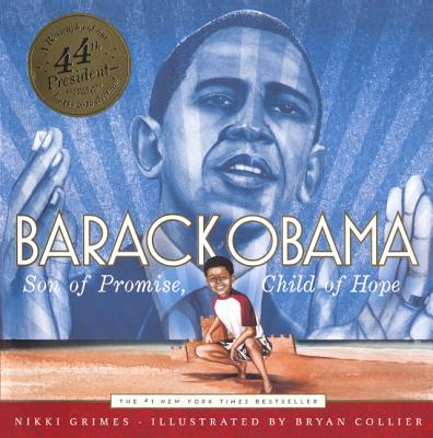 Cover for Barack Obama