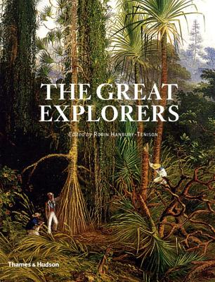 The Great Explorers Cover Image